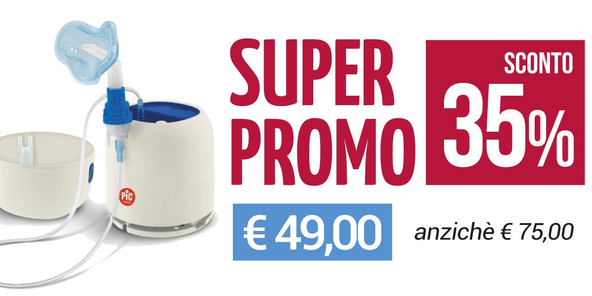 SUPER PROMOZIONE AEROSOL - Nuovo aerosol Pic Air Family ora a soli euro 49,00