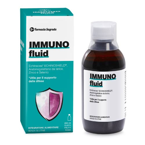 Farmacia Sagrada - Immunofluid
