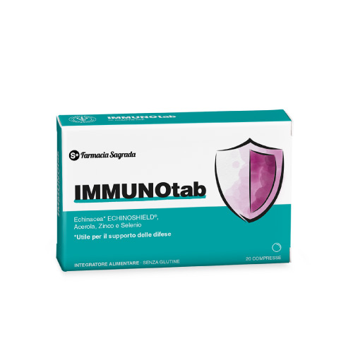 Farmacia Sagrada - Immunotab