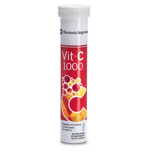 Farmacia Sagrada - Vitamina C 1000