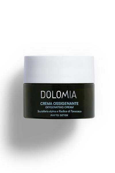 Farmacia Sagrada - Dolomia skincare - crema ossigenante