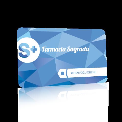 Farmacia Sagrada - Fidelity card della Farmacia Sagrada
