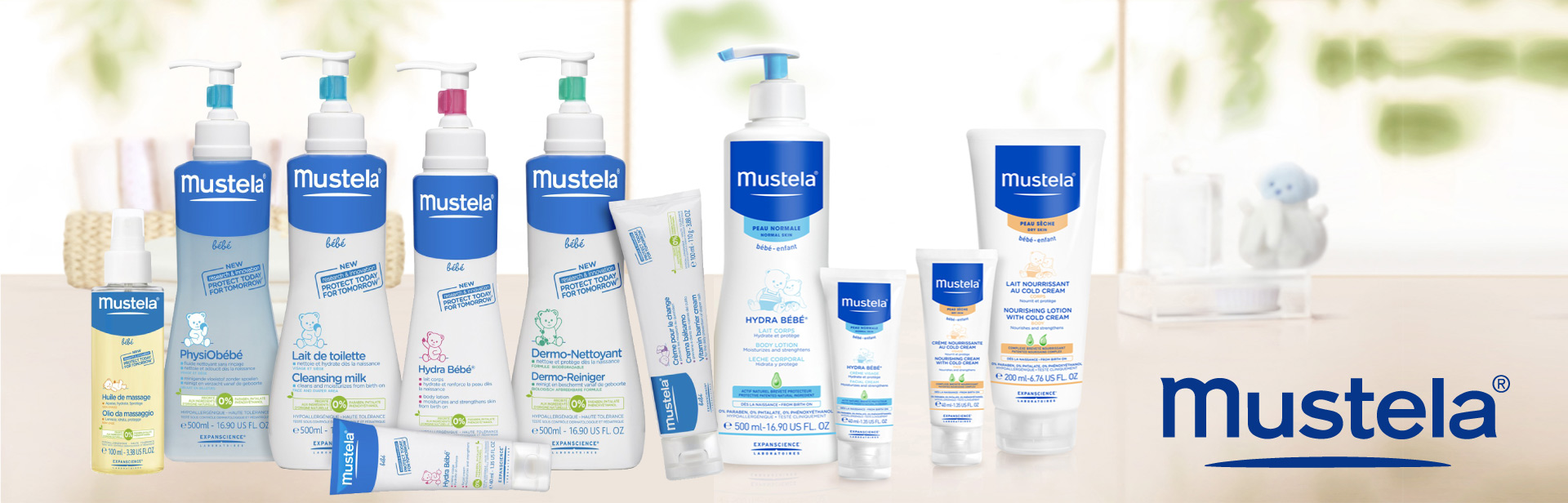 Farmacia Sagrada - Dermocosmesi naturale - Mustela