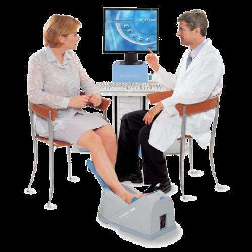 Farmacia Sagrada - La MOC a ultrasuoni - Densoflussometria ossea